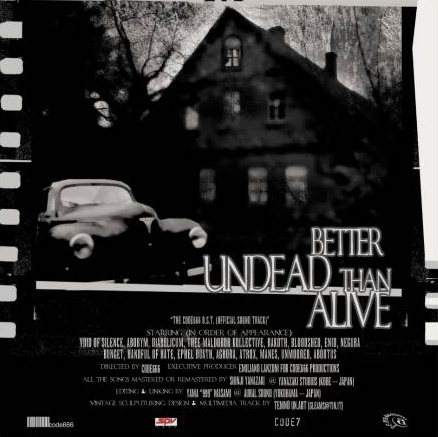 Various – Better Undead Than Alive