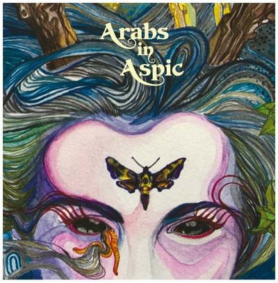 Arabs In Aspic - Pictures in a Dream / Rejected Wasteland